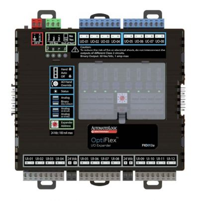 OptiFlex I/O Expanders for Buildings in Illinois & Iowa