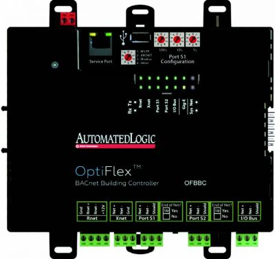 OptiFlex BACnet Building Controller